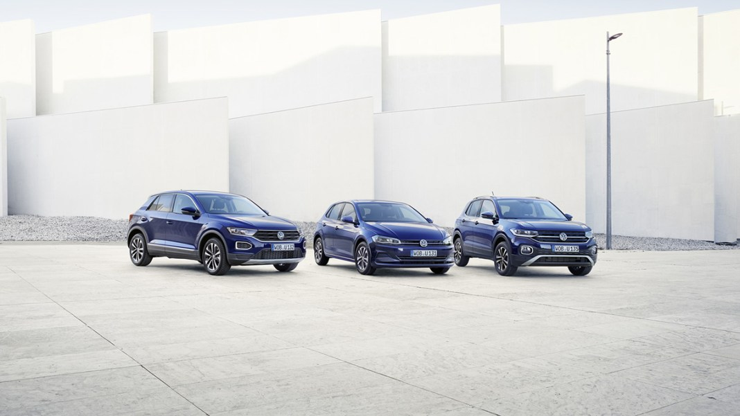 Volkswagen édition spéciale UNITED