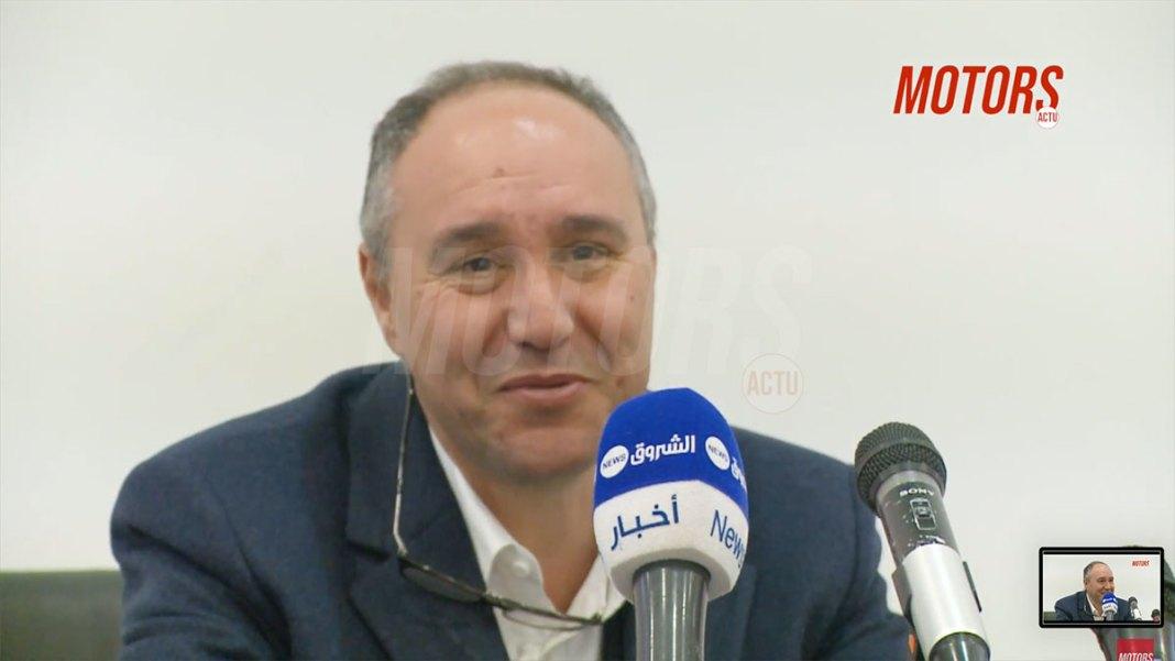 Omar Rebrab Hyundai Motor Algérie