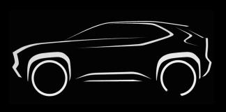 Toyota tease son nouveau SUV