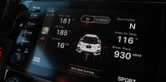 2020 Honda Civic Type R LogR Performance App