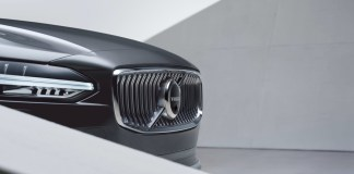 The refreshed Volvo S90 Recharge T8