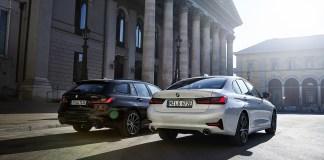 BMW Série 3 hybride