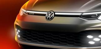 Volkswagen Golf 8 GTD
