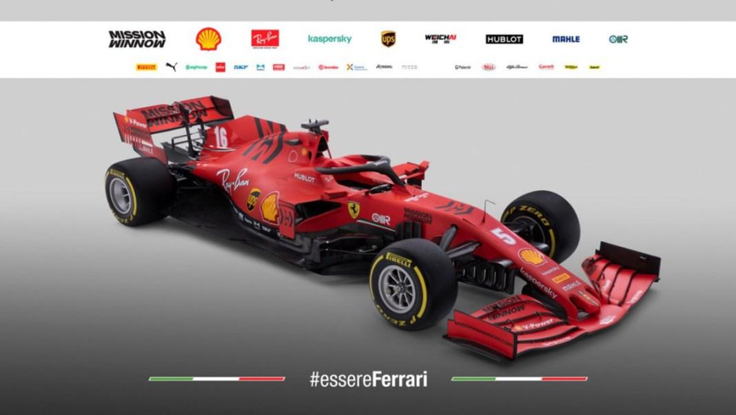 Ferrari SF1000 2020