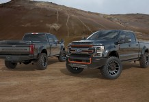 HARLEY-DAVIDSON™ BRANDED FORD F-250 EDITION TRUCK INTRODUCED