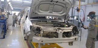 Industrie automobile en Algérie