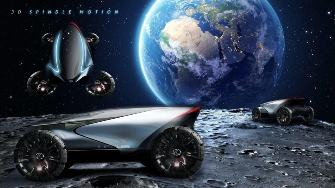 Lexus Zero GravityConcept
