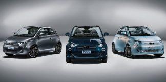 FIAT 500 'La Prime'