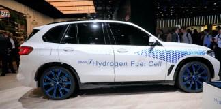 BMW X5 - Hydrogen