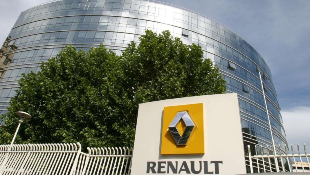 Siège Renault - Paris