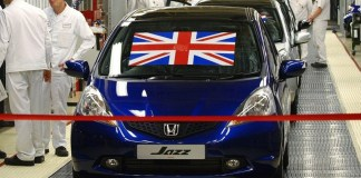 Usine Honda - Royaume-Uni