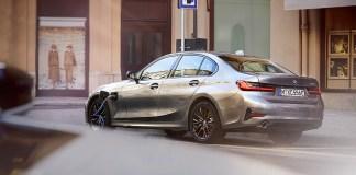 BMW - La conduite électrique automatique dans les zones eDrive belges
