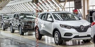 COVID-19: Renault suspend l'activité de toutes ses usines sauf celles de Chine et Corée du Sud