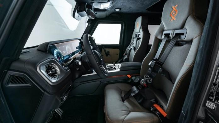 Mercedes-Benz Classe G Invicto by Brabus