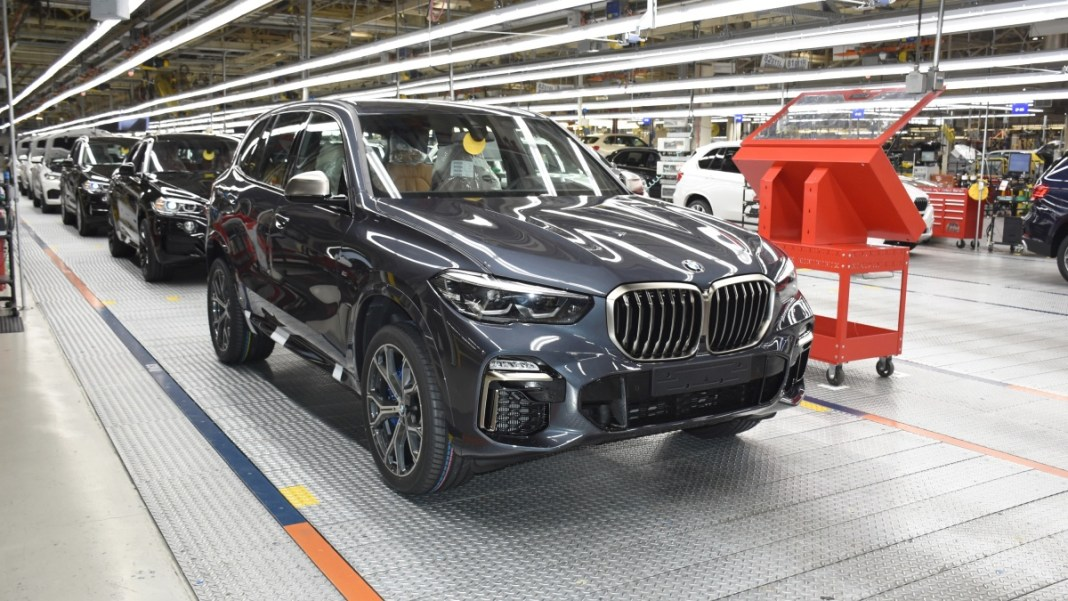 Usine BMW - Allemagne