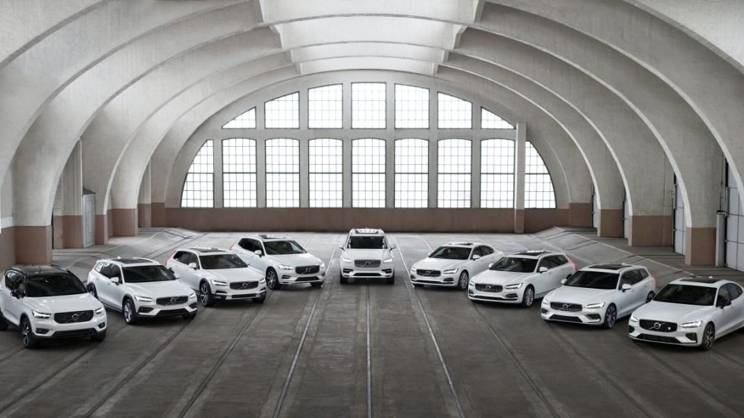 Full car range