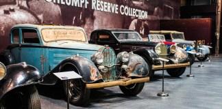 Histoire – comment la plus grande collection Bugatti a retrouvé son chemin vers la France