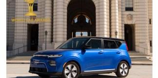 La Kia Soul EV et le Kia Telluride sont nommés lors des prix « World Car of the Year » 2020