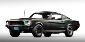 Mustang Original Bullitt