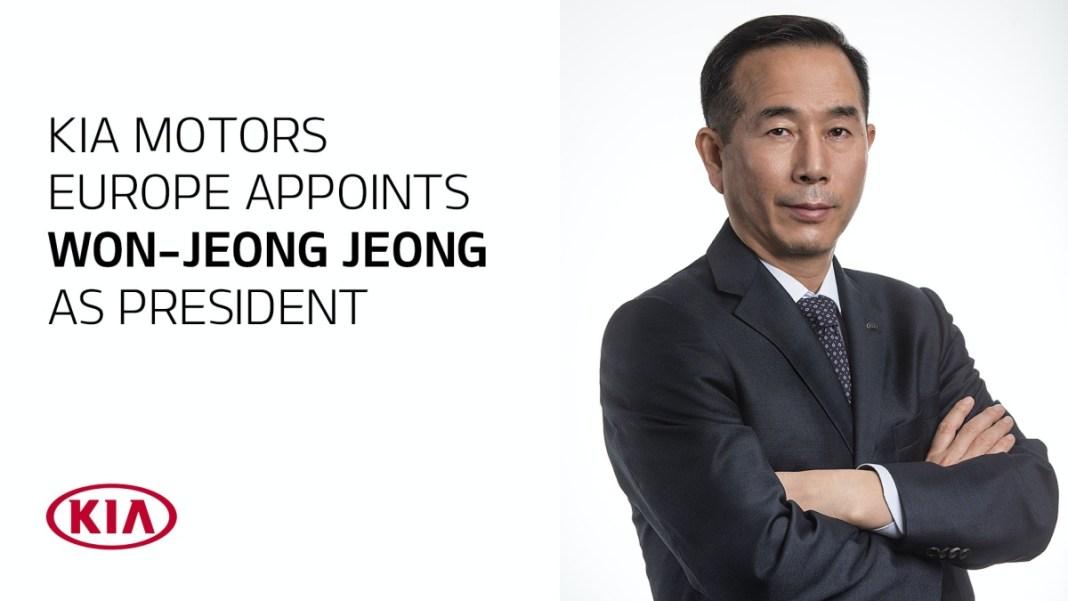 Won-Jeong Jeong - President Kia Motors Europe
