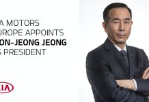 Won-Jeong Jeong - President Kia Motors Europe