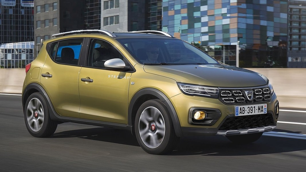 Nouvelle Dacia Sandero 2020 2021