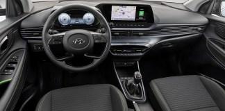 Nouvelle Hyundai i20 intérieur