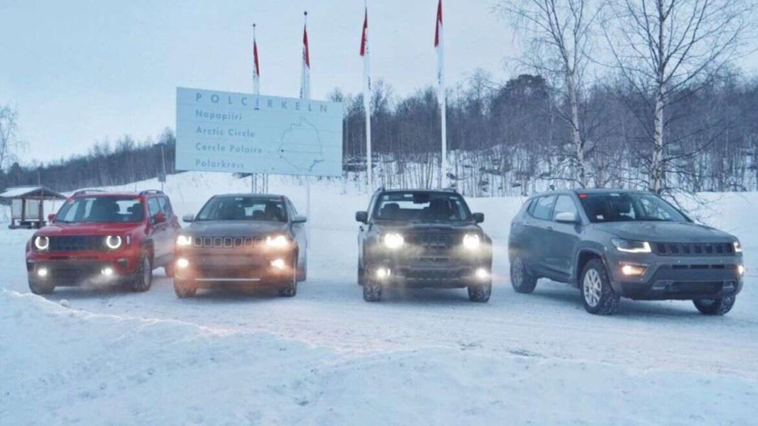 Une vidéo pour annoncer l'arrivée des nouvelles Jeep Renegade et Compass 4xe