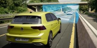 Volkswagen Golf 8 définit de nouveaux standards pour les systèmes d'assistance