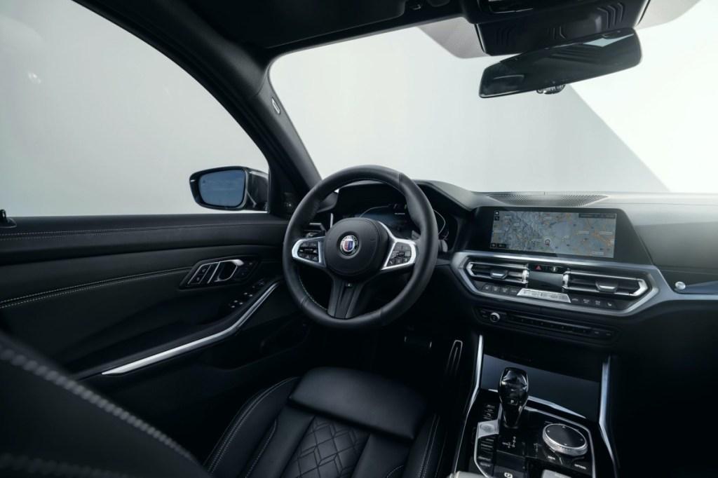 BMW Alpina D3 S 2021