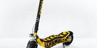 Ducati Scrambler CROSS-E