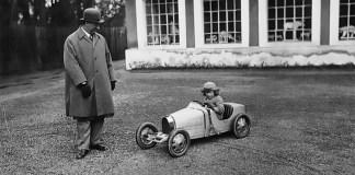 Ettore Bugatti – perfectionniste et inventeur