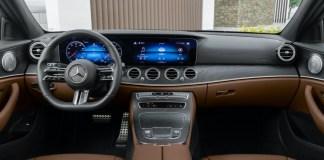 Volant intelligent - Mercedes Classe E