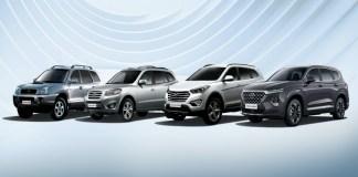 Hyundai Santa Fe 20 ans