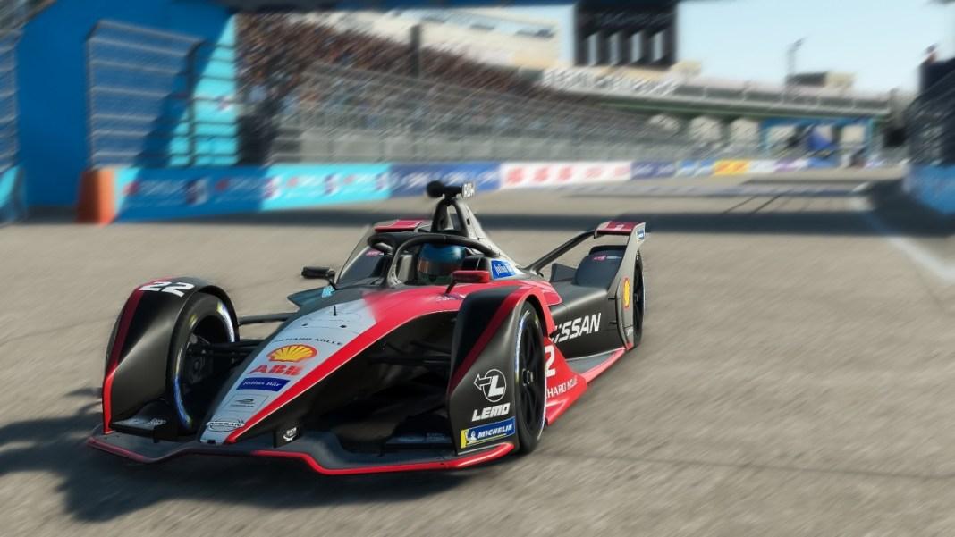 Nissan e.dams- Formula E