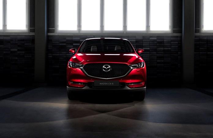 Nouvelle Mazda CX-5