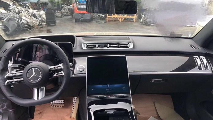 Nouvelle Mercedes Classe S 2021