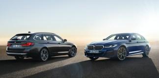 Nouvelles BMW Série 5