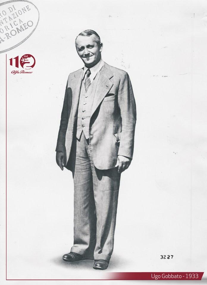 Ugo Gobbato 1933