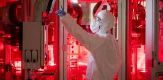 Volkswagen investit dans l'usine de batteries à Salzgitter