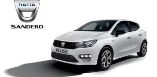 Dacia Sandero 3 2021