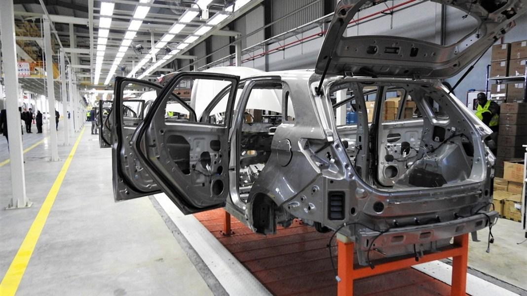 usine automobile algérie