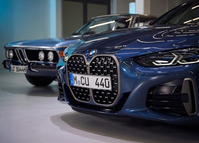 BMW M440i coupé 2021