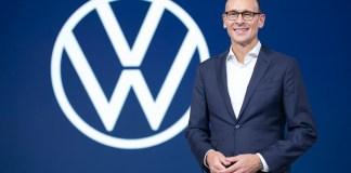 Ralf Brandstätter - directeur de la marque Volkswagen