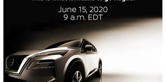Nissan Rogue 2021 : X-Trail