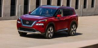 Nouveau Nissan Rogue : X-Trail 2021