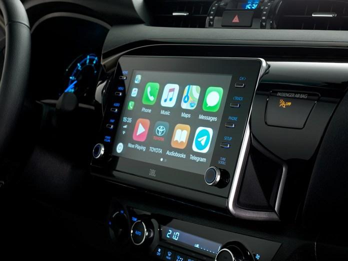 Nouveau Toyota Hilux 2020