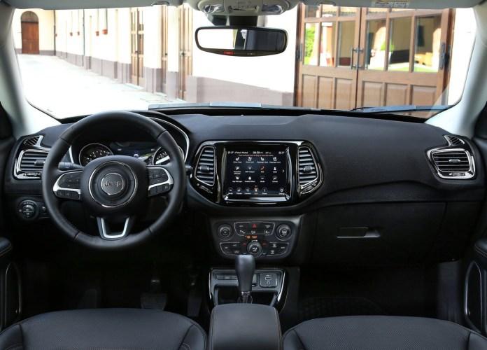 Nouvelle Jeep Compass