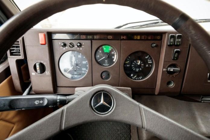 Mercedes-Benz 1984 - 1998