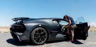 Bugatti Julia Lemke